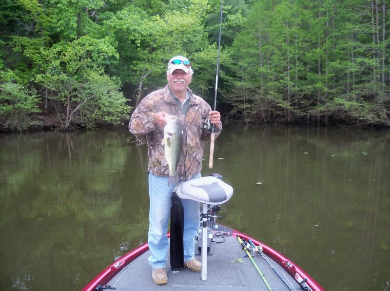 Kentucky lake fishing report birdsong creek kentucky for Kentucky lake fishing reports